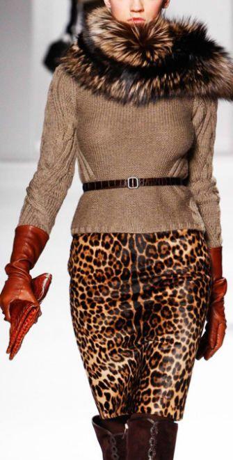 Elie Tahari Fall/Winter 2011/2012 Ready To Wear | New York