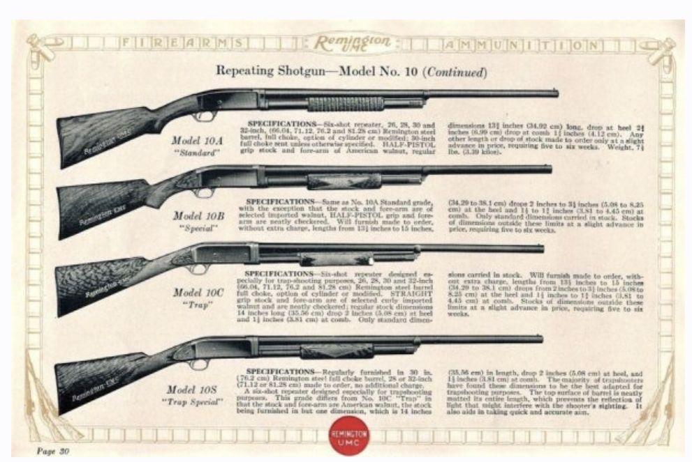 Pin on Remington
