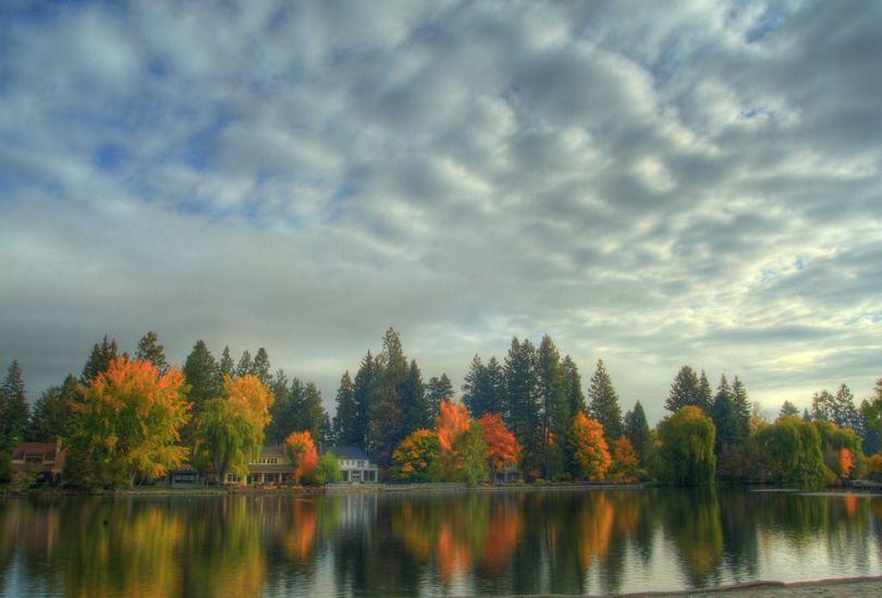 Mirror Pond Bend Oregon Pacific Northwest Pinterest