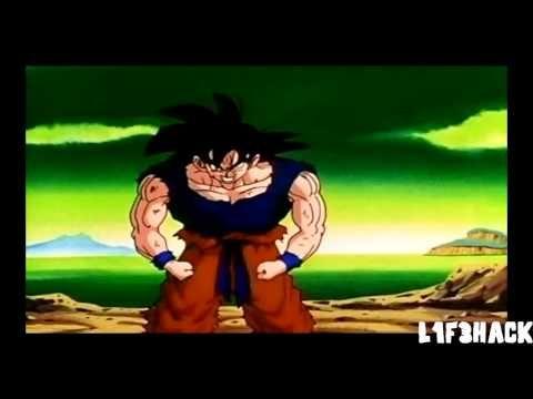 Goku Turns Super Saiyan For The First Time Hd Goku Goes Super Saiyan Goku Super Saiyan