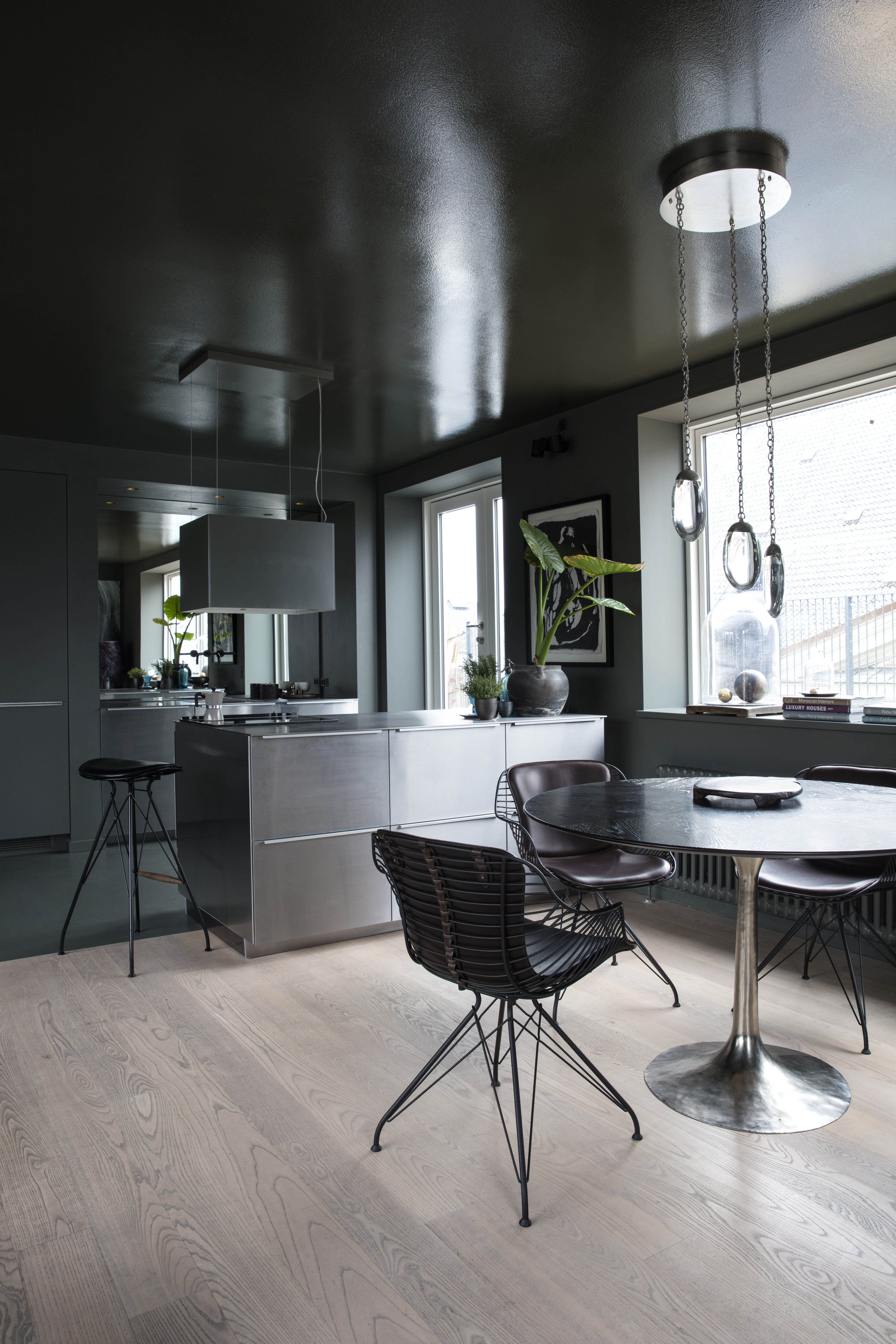 Copenhagen flat - Owner: Michala Jessen, Photo: Birgitta Wolfgang ...