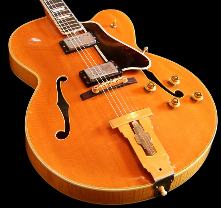 gibson hollow body models | ... think? L5s are the cream of the crop for Gibson hollow body electrics