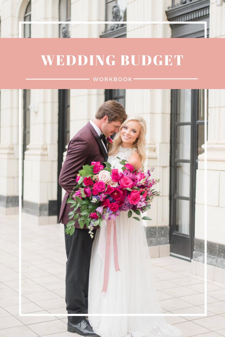 sample wedding budget spreadsheet