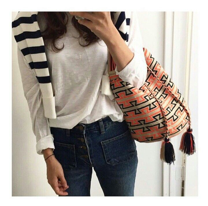 style wayuu bag