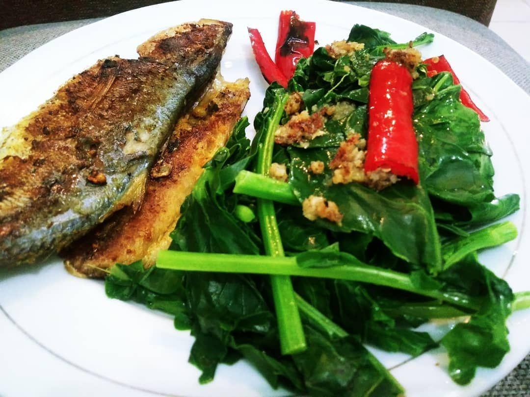 Berusaha Konsisten Mengatur Makanan Yang Sehat Walopun Kadang
