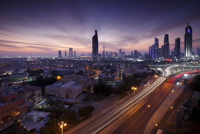 Kuwait The Way To City Kuwait City City Beautiful Views