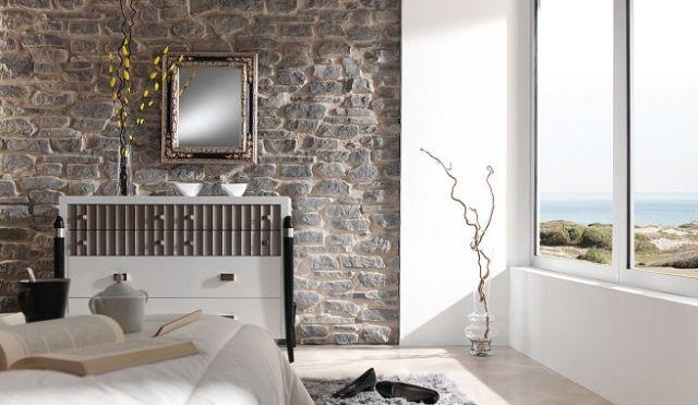 papier peint trompe l il 33 id es pour embellir maison home. Black Bedroom Furniture Sets. Home Design Ideas