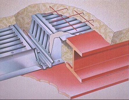 Deep deck profile details concrete pinterest for How to deep clean concrete floors