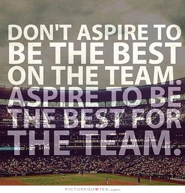 Attirant Love This Quote Work For Everything. Donu0027t Aspire To Be The Best On