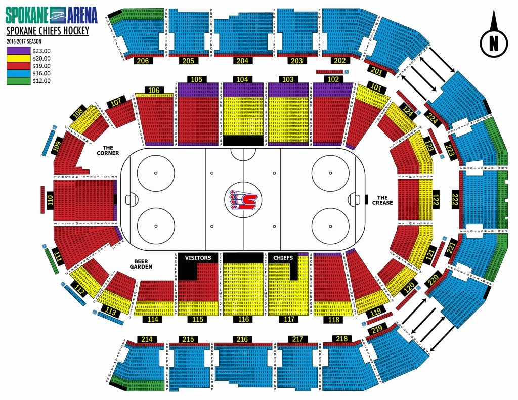 The Most Amazing Spokane Arena Seating Chart Seating Charts Trans Siberian Orchestra Soldier Field Seating