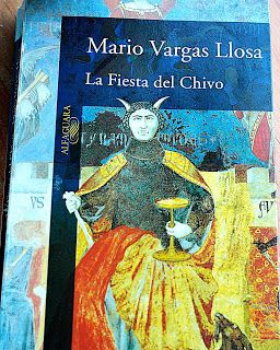 Kirja vieköön!: Mario Vargas Llosa - La fiesta del chivo