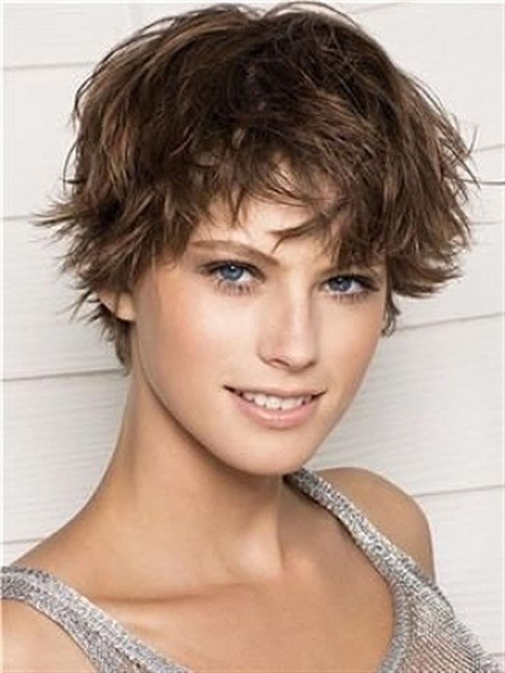 50 Popular Funky Hairstyles For Girls Short Hair Styles Short Hair Styles For Round Faces Short Choppy Hair