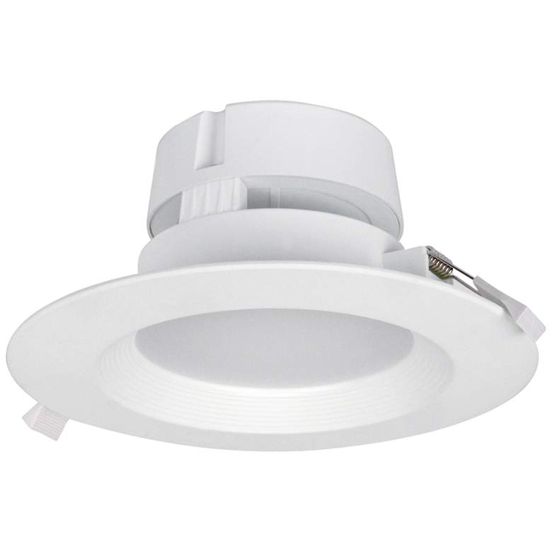 Can And Housing Free 6 White Led Snap Trim Downlight 56n29 Lamps Plus Downlights Retrofit Recessed Lighting Recessed Lighting