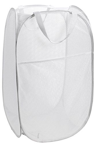 Mesh Pop Up Laundry Hamper 14 X 24 Easy To Open And Https