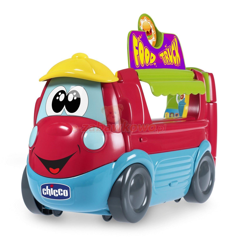 Chicco Samochod Food Truck Kuchnia Na Kolkach 74160 Chicco Toy Car Toys
