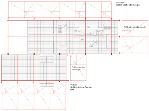 Mies Der Rohe Farnsworth House Plan mies der rohe s farnsworth house on behance