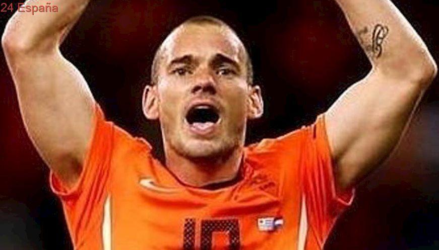 El Niza llega a un principio de acuerdo con Sneijder