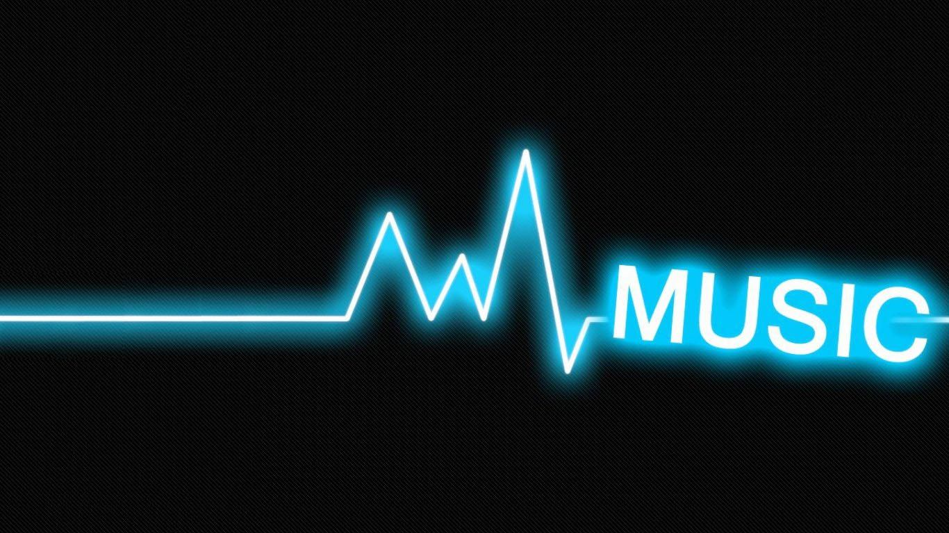 Pin By Goodgirlgonebad On And The Beat Goes On Music Wallpaper Neon Light Wallpaper Music Neon