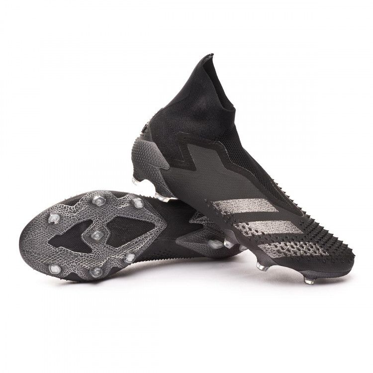 Football boots adidas predator 20 fg core blacksolid