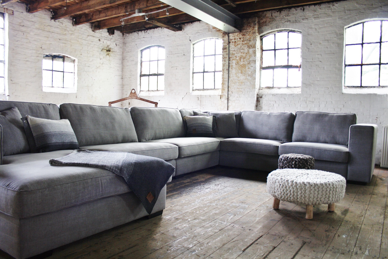 Landelijke hoekbank michelle room108 hoekbanken michelle pinterest - Sofa landelijke stijl stijlvol ...