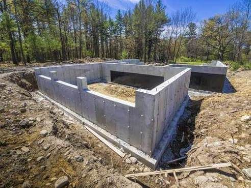 How To Build A Rock Solid Low Cost Off Grid Cabin Foundation Off Grid Cabin Building A Cabin Building A Small Cabin