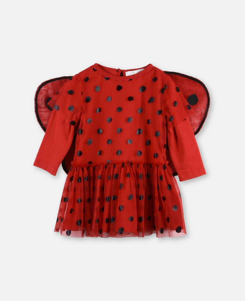5bf954f70 Ladybug dress - STELLA MCCARTNEY KIDS | Baby Bee Shop | Stella ...