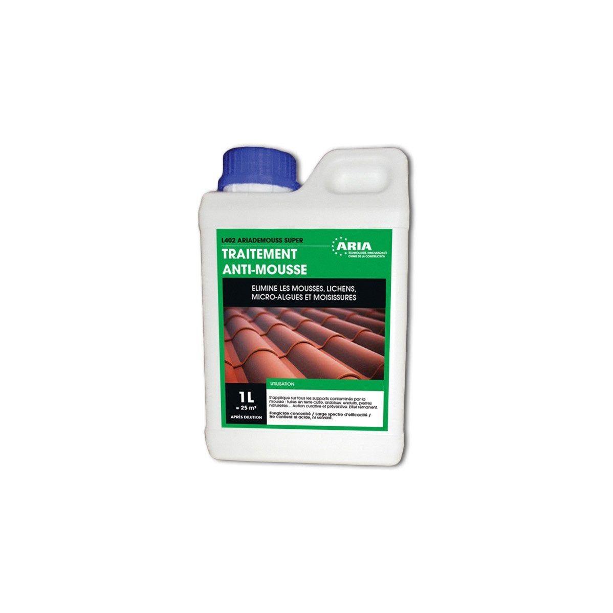 Nettoyant Additif Antimousse Aria 1l Nettoyant Nettoyage Et Produits