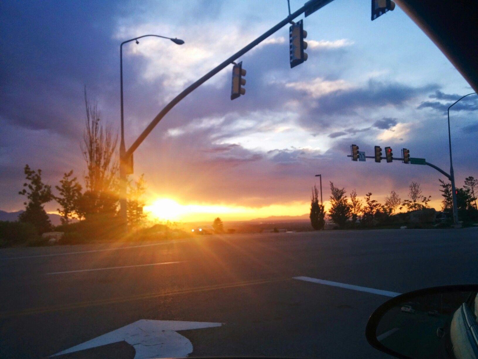 That sunrise tho