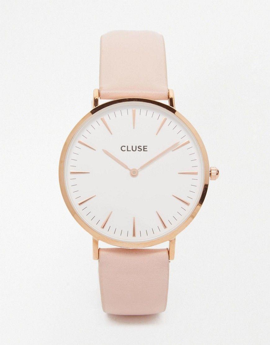 bracelet ancre cluse