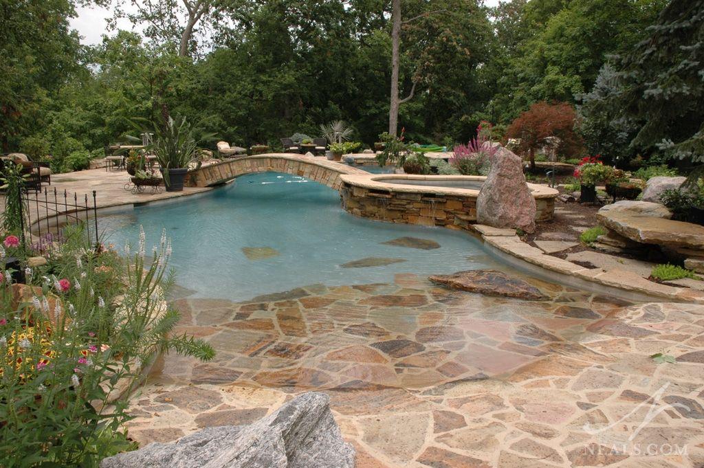 Back Yard Lagoon Pools Designs | backyard transformation in ...