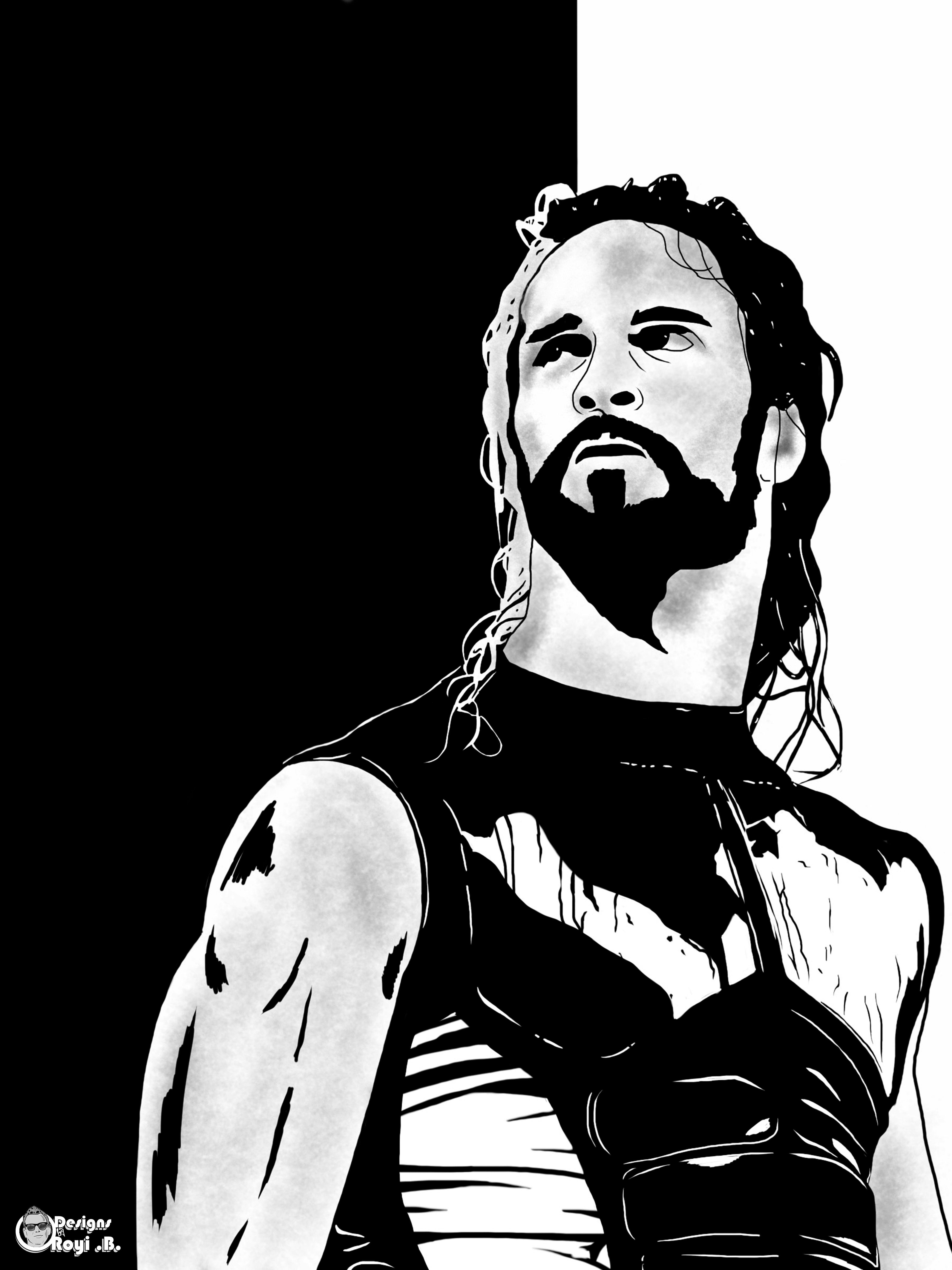 Seth Rollins | wwe | Pinterest | De lucha libre, WWE y Lucha libre