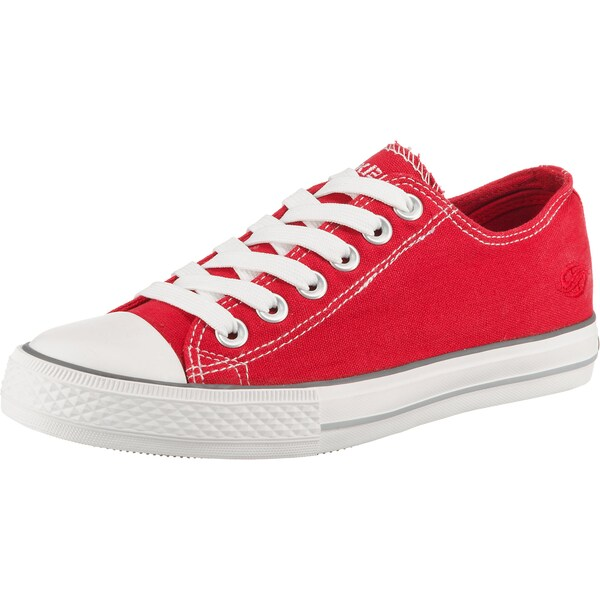 Dockers By Gerli Sneakers rot #schuhe #fashion #shoes