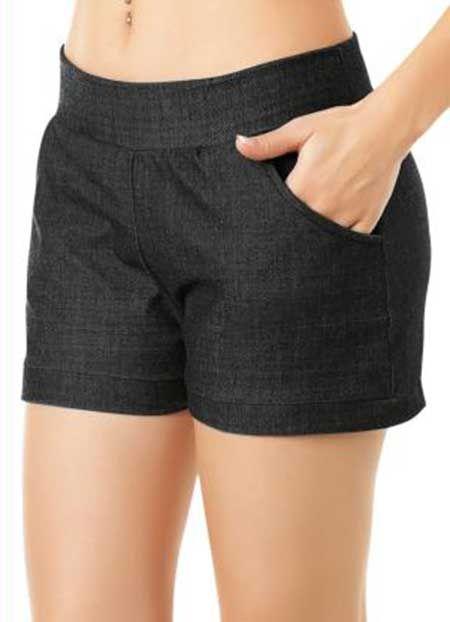 41cedf1a6 Como Usar Short Social Feminino: Fotos, Looks, Modelos | shores ...