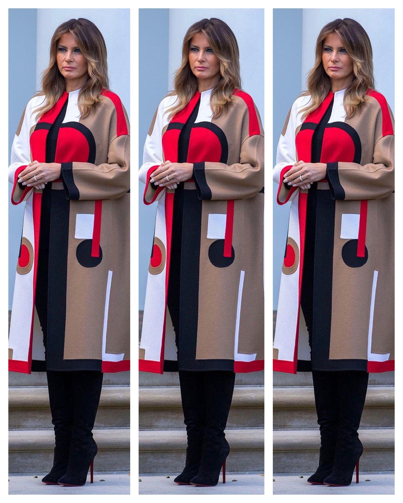 fb5202cf382 First Lady Melania Trump