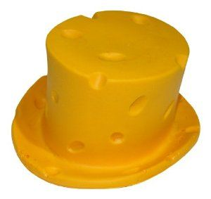 07a5ddd96f1 Amazon.com   Top Cheesehead Hat   Sports Related Hard Hats ...