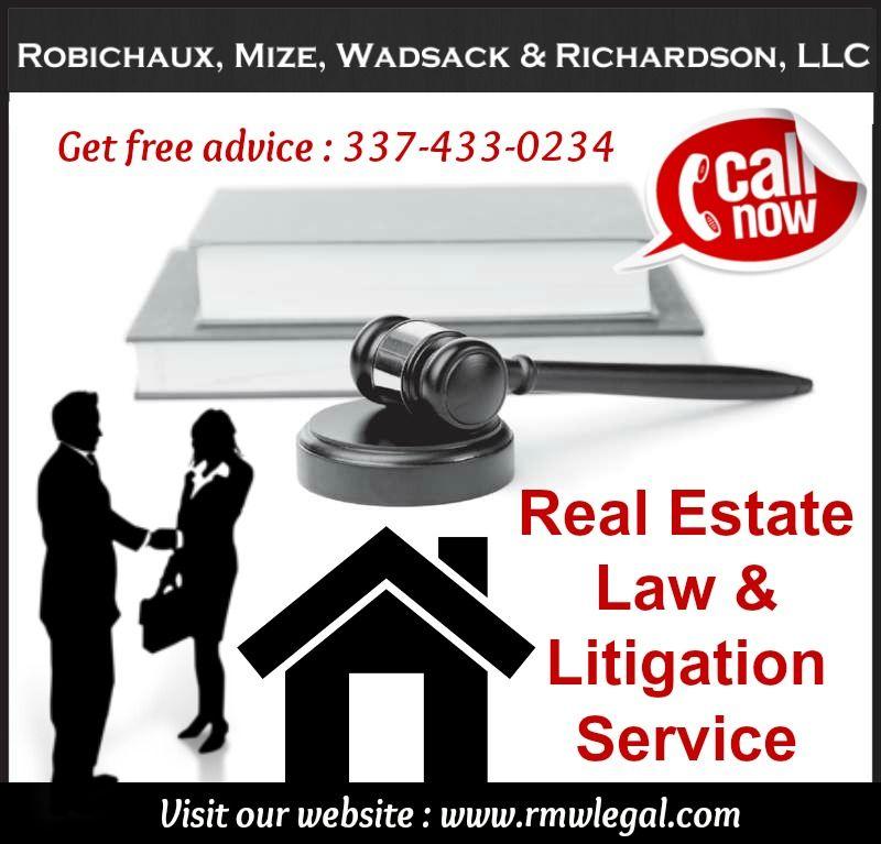 Find Local Real Estate Attorneys in Louisiana Estate law