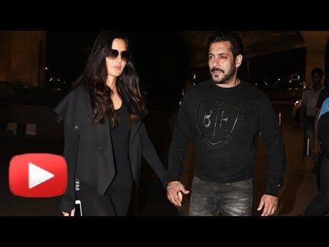 Salman Khan and Katrina Kaif are sharing a warm equation on the sets of Tiger Zinda Hai. Watch the story. Report By: Abhishek Halder. Edited By: Sunil Dhanve.
