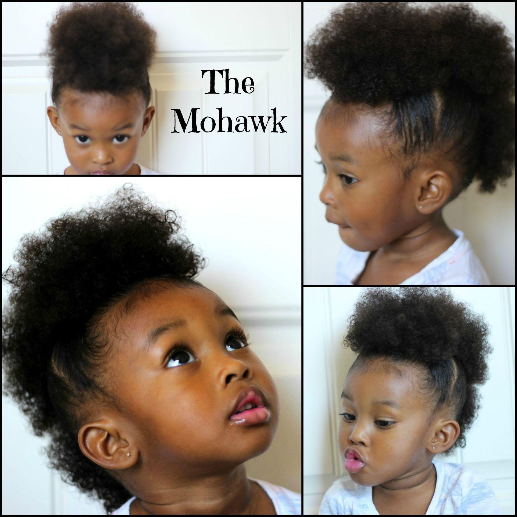 mixed kid's hair - mohawk | stella hair | pinterest | mohawks