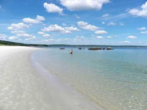 Carters Beach Port Mouton Queens County Nova Scotia Canada