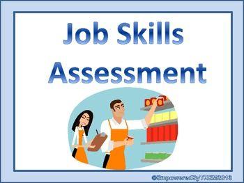 special skills for job