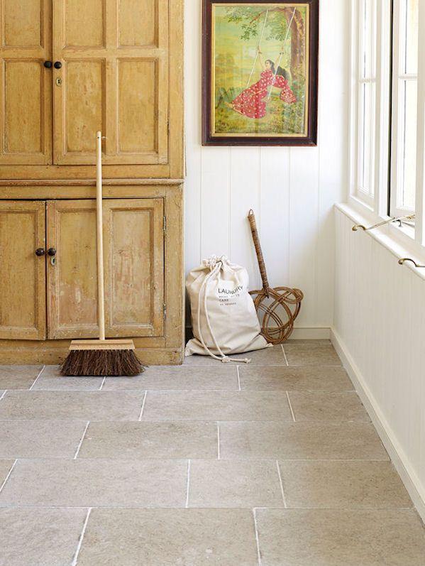 Moleanos Blue Tumbled Limestone | toddler boy room ...