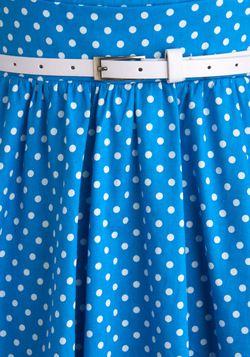 Azul You Like It Dress, #ModCloth