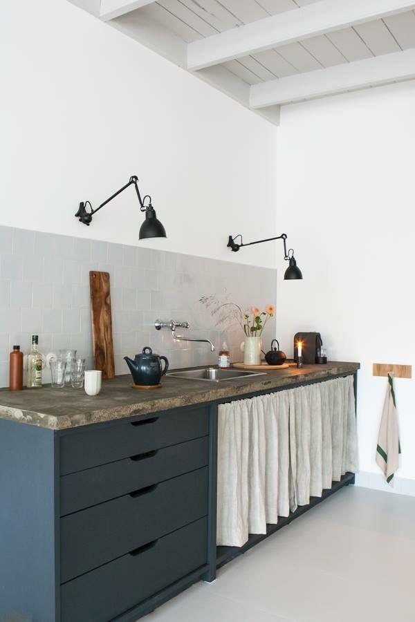 maling køkken