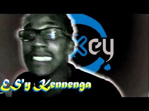 E'Sy Kennenga Pon the microphone style for Mixey.fr