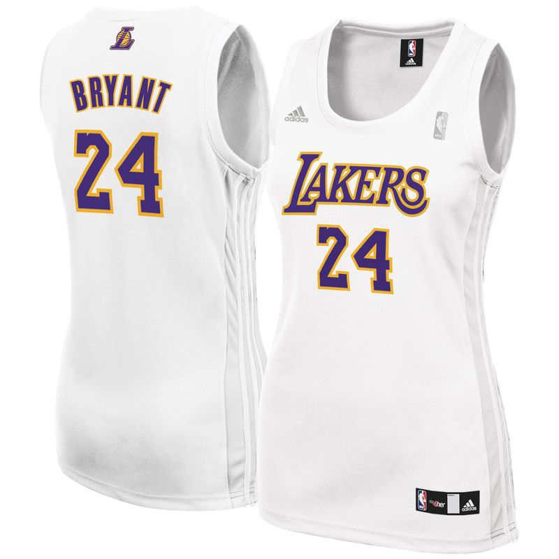 online store 08c90 ba0f5 Kobe Bryant Los Angeles Lakers adidas Women's Fashion ...