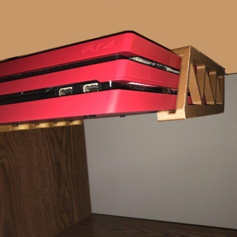 Mobile Two-Tier Low-Lying Table with Oak Wood Top Undershelf