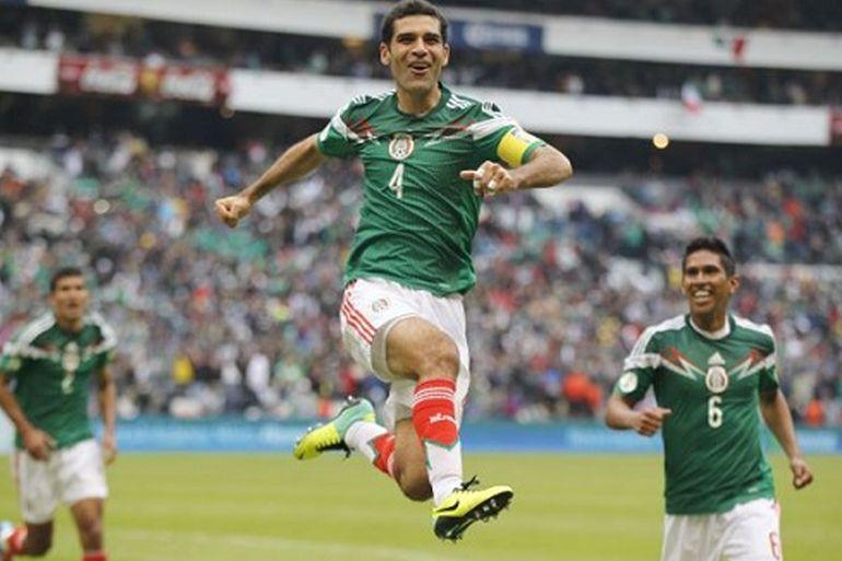 Para Rafael Márquez México no llega de la mejor forma al Mundial Brasil 2014