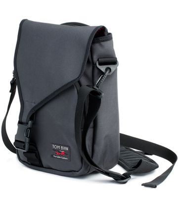 Tom Bihn   Ristretto for iPad - The Ristretto Bag for iPad is a vertical messenger bag, with an interior padded compartment sized specifically for your iPad. Comes in a variety of colors.