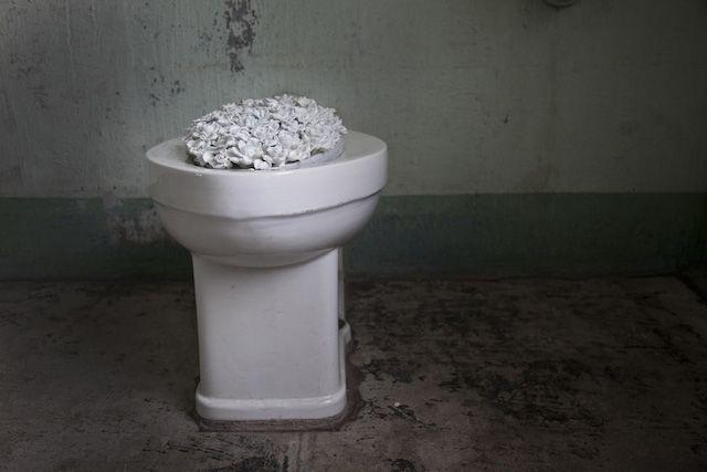Porcelain Bouquets - Ai WeiWei | Stefany