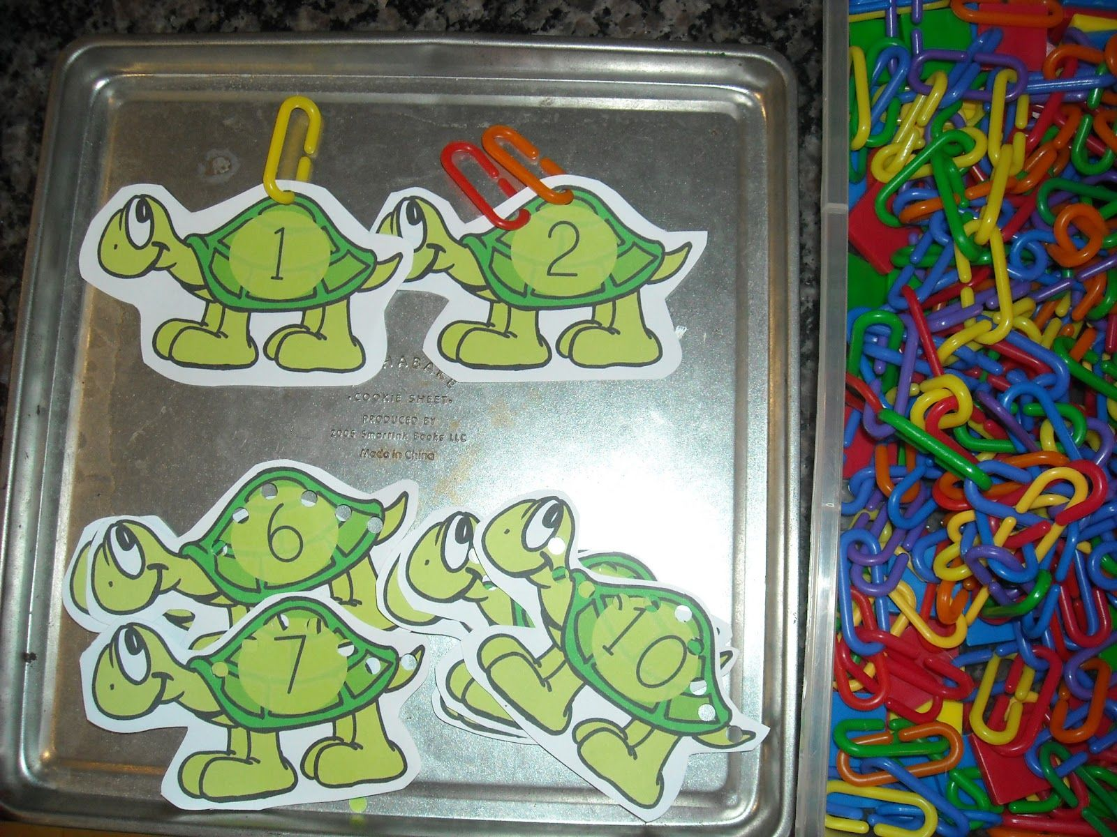 turtle activities for preschoolers | Some of our turtle ... - photo#1